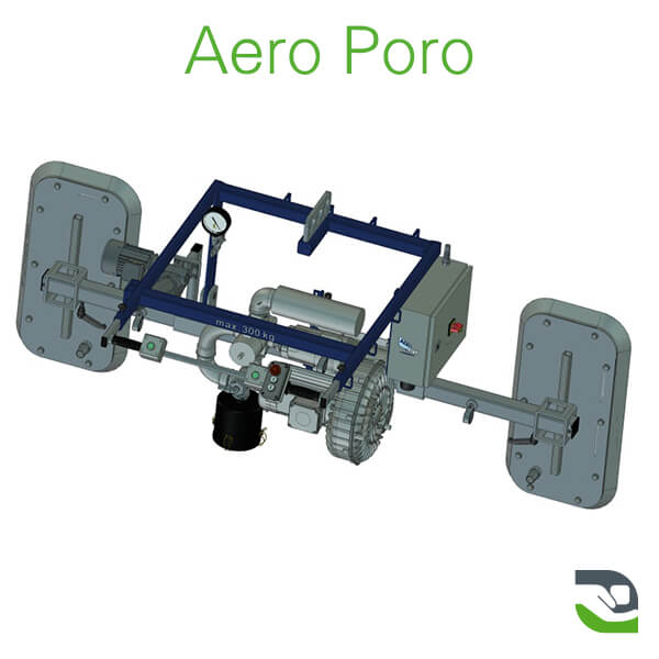 Aero Poro - Technical Diagram