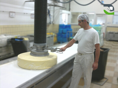 EASY Plus - Handling of Cheese Wheels and Food Loads