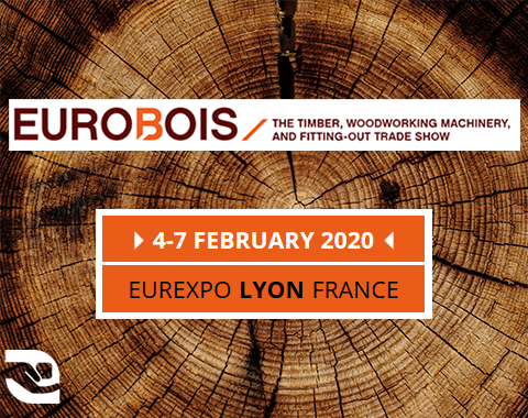 Eurobois 2020: the leading event in the wood industry Manut-LM